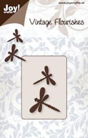 6003/0036 Snij- en embosmal - Joy Crafts