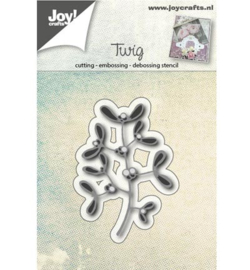 6002-0566 Snij- en embosmal - Joy Crafts