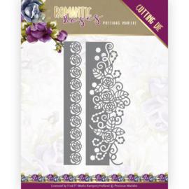 PM10197 Snij- en embosmal - Romantic Roses - Marieke Design