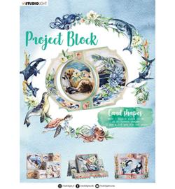 SL Project block Card shapes Ocean Essentials nr.05