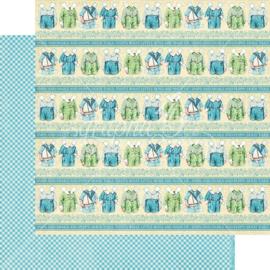 4501089 Scrappapier dubbelzijdig - Precious Memories Collection - Graphic45