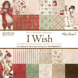 Paperpad - I Wish - Maja Design