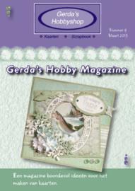 Gerda's Hobby Magazine nr. 4