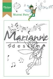HT1643 Clearstempel  - Marianne Design