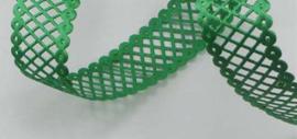 Netlint Ruit Groen - 90 cm