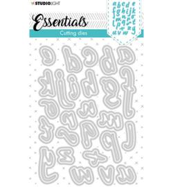 SL-ES-CD41 - SL Cutting Die Alphabet Handletters Essentials nr.41