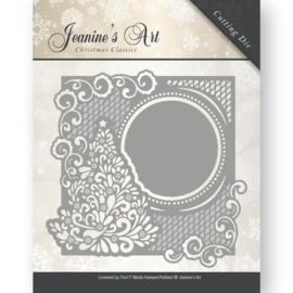 JAD10005 Snij- en embosmal - Christmas Classic - Jenine's Art
