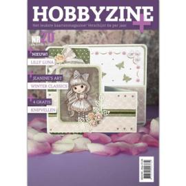 Hobbyzine 20 en nieuwe lijn Marieke