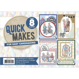 QM10002 Quick Makes  - Active Life - Yvonne Creations