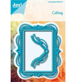 6002-0631 Snij- en embosmal - Joy Crafts