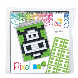 Sleutelhanger setje compleet - Koe  -  Pixel Hobby
