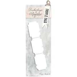 Doohickey Tripple Tags - Collectie 2014 - Magnolia