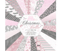 PAPAD055X19 Paperpad Christmas Belle 12x12 inch - Paper Addicts -  PAKKETPOST!