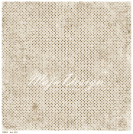 522 Scrappapier dubbelzijdig - Vintage Summer - Maja Design