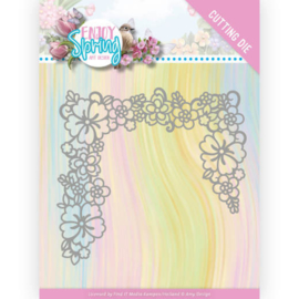 ADD10237 Snij- en embosmal - Enjoy Spring - Amy Design