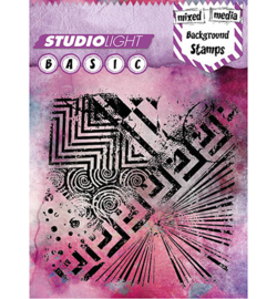 STAMPSL258 Stempel Mixed Media - Studio Light