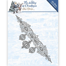 ADD10112 Snij- en embosmal - The Feelings of Christmas - Amy Design