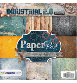 PPIN74 Paperpad - Industrial - Studio Light