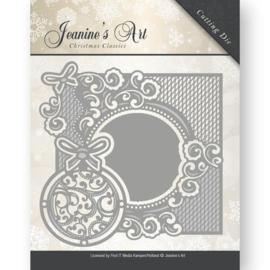 JAD10007 Snij- en embosmal - Christmas Classic - Jenine's Art