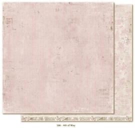 586 Scrappapier dubbelzijdig - Vintage Spring - Maja Design