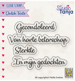 DTCS029 Tekststempel NL - Nellie Snellen