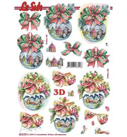 8215797 Knipvel A4 - Kerst - Le Suh