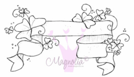 Magnolia stempel nr. 91 Banner
