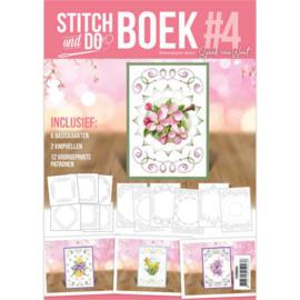 Stitch and Do boek nr. 4