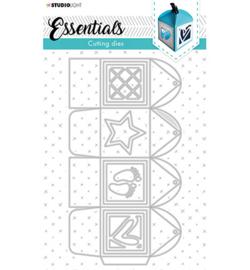 STENCILSL393  Snij- en embosmal - Essentials- Studio Light