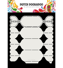 470.713.056 Box Art stencil - Dutch Doobadoo