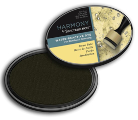 Straw Bale - Harmony Water Reactive Ink