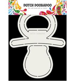 470.713.708 Dutch Card Art A5 - Dutch Doobadoo
