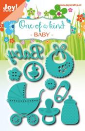 6002-0638 Snij- en embosmal - Joy Crafts