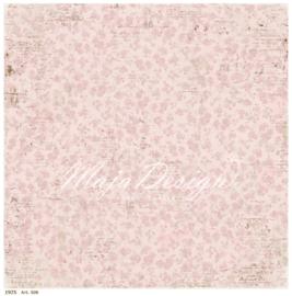 508 Scrappapier dubbelzijdig - Vintage Summer - Maja Design