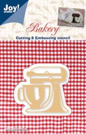 6002-0309 Snij- en embosmal - Joy Crafts