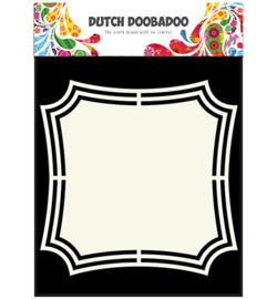 470.713.143 Dutch Shape Art A5 - Dutch Doobadoo