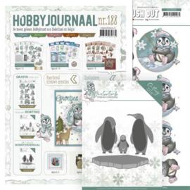 Hobbyjournaal nr. 188 met mal en knipvel