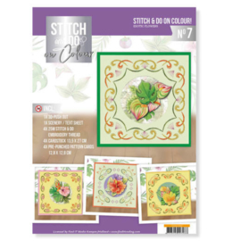 STDOOC10007 Stitch and do on Colour nr. 7