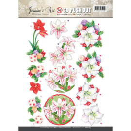 SB10169 Stansvel A4 - Christmas Classic - Jenine's Art