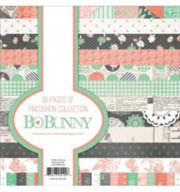 15417122 Paperpad 15x15cm Pincushion - Bo Bunny