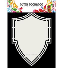 470.713.205 Dutch Card Art A5 Schild - Dutch Doobadoo