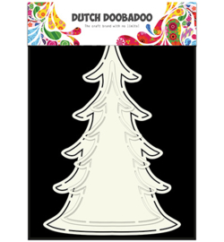 470.713.643 Dutch Card Art A4 Kerst 2 stuks - Dutch Doobadoo