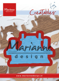 LR0597 Creatable - Marianne Design