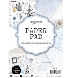PPSL152 Paperpad A5 - Studio Light