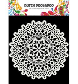 470.715.625 Mandala 15x15cm - Dutch Doobadoo