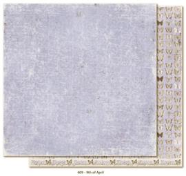 609 Scrappapier dubbelzijdig - Vintage Spring - Maja Design