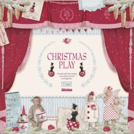 480490 Scrappapier blok - Christmas Play - Tilda