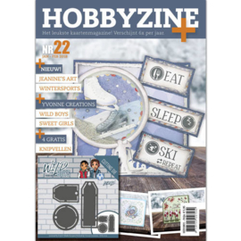 Hobbyzine Plus nr. 22