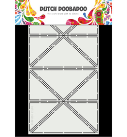 470.713.854 Card Art Tricon Fold - Dutch Doobadoo