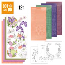 Dot en Do nr. 121 - Vlinders
